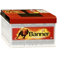 Аккумулятор Banner Power Bull PROfessional P77 40 / 77Ah