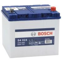 Аккумулятор Bosch S4 024 / 560 410 054 / 60Ah JIS
