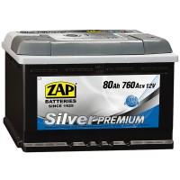 Аккумулятор ZAP Silver Premium 580 35 / 80Ah
