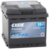 Аккумулятор Exide Premium EA530 / 53Ah