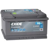 Аккумулятор Exide Premium EA900 / 90Ah