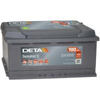 Аккумулятор DETA Senator3 DA1000 / 100Ah