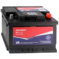 Аккумулятор AD 560409054 / 60Ah / Низкий