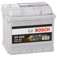Аккумулятор Bosch S5 002 / 554 400 053 / 54Ah