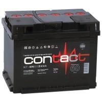Аккумулятор Contact 6CT-60/ 0/1-L2АЧ-АЧ-0 / 60Ah