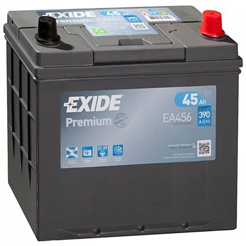 Аккумулятор Exide Premium EA456 / 45Ah
