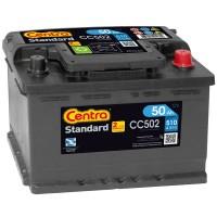 Аккумулятор Centra Standard CC502 / 50Ah / Низкий