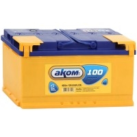 Аккумулятор AKOM Classic 100Ah