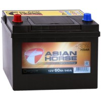Аккумулятор Asian Horse 60 L
