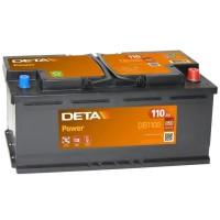 Аккумулятор DETA Power DB1100 / 110Ah