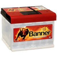 Аккумулятор Banner Power Bull PROfessional P63 40 / 63Ah