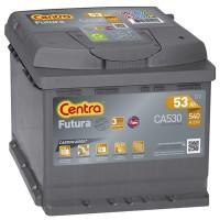 Аккумулятор Centra Futura CA530 / 53Ah
