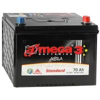 Аккумулятор A-Mega Standard Asia 70JR / 70Ah