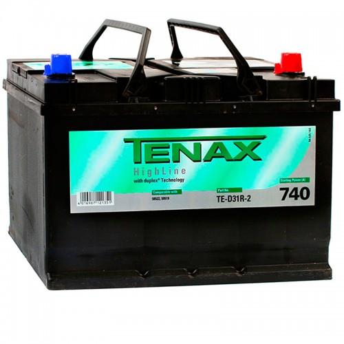Аккумулятор Tenax HighLine / 91Ah [591400074]