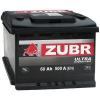 Аккумулятор Зубр Ultra / 60Ah