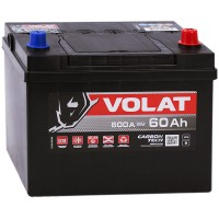 Аккумулятор VOLAT Ultra Japan R 60Ah