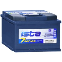 Аккумулятор ISTA 7 Series 6CT-64 A2Н / 64Ah / Низкий