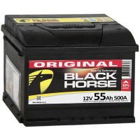 Аккумулятор Black Horse 55 R