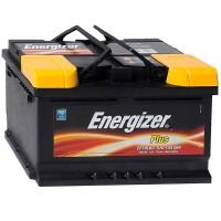 Аккумулятор Energizer Plus / 570 144 064 R / 70Ah EP70LB3 / Низкий