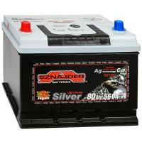 Аккумулятор Sznajder Silver Japan / 580 72 L / 80Ah