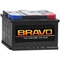 Аккумулятор BRAVO 6CT-74 / 74Ah