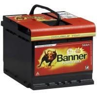 Аккумулятор Banner Power Bull Double Top / 50Ah