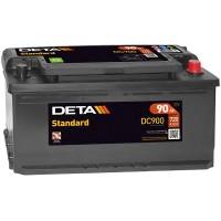Аккумулятор DETA Standard DC900 / 90Ah