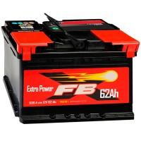 Аккумулятор FireBall 6СТ-62 R / 62Ah