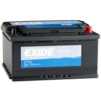 Аккумулятор Exide Classic EC900 / 90Ah