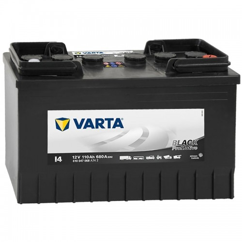 Аккумулятор Varta Promotive Black I4 / 610 047 068 / 110Ah R