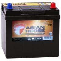 Аккумулятор Asian Horse 45 R