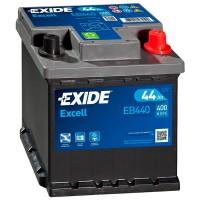 Аккумулятор Exide Excell EB440 / 44Ah