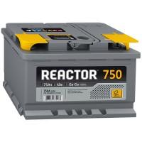Аккумулятор AKOM Reactor 6CT-75 / 75Ah / 750А / Обратная полярность / 278 x 175 x 190