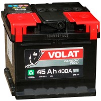Аккумулятор VOLAT Ultra 45Ah R / Низкий