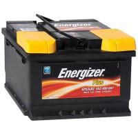 Аккумулятор Energizer Plus / 553 400 047 R / 53Ah EP53LB2 / Низкий