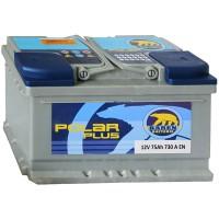 Аккумулятор Baren Polar Plus / 75Ah / Низкий