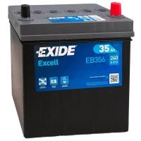 Аккумулятор Exide Excell EB356 / 35Ah