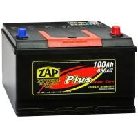 Аккумулятор ZAP Plus Japan 600 32 R / 100Ah