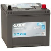 Аккумулятор Exide Premium EA654 / 65Ah