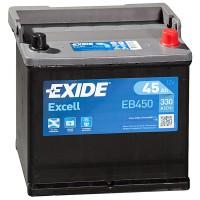 Аккумулятор Exide Excell EB450 / 45Ah