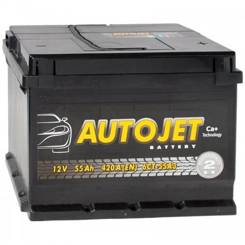 Аккумулятор Autojet 55 R / 55Ah