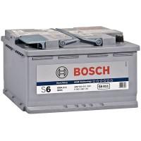 Аккумулятор Bosch S6 AGM 011 / 580 901 080 / 80Ah