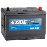 Аккумулятор Exide Premium EA1004 / 100Ah