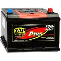 Аккумулятор ZAP Plus Japan 570 29 R / 70Ah