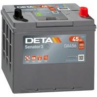 Аккумулятор DETA Senator3 DA456 / 45Ah
