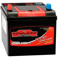 Аккумулятор Sznajder Japan Plus / 545 24 L / 45Ah