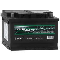 Аккумулятор GIGAWATT G74R / 74Ah