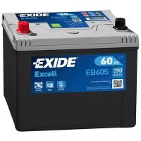 Аккумулятор Exide Excell EB605 / 60Ah