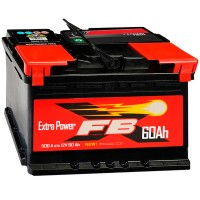 Аккумулятор FireBall 6СТ-60 L / 60Ah