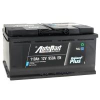 Аккумулятор AutoPart Plus 610-500 / 110Ah